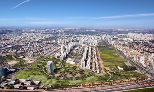 מגדל הלאום - מגדל היוקרה של גינדי בגבעת שמואל