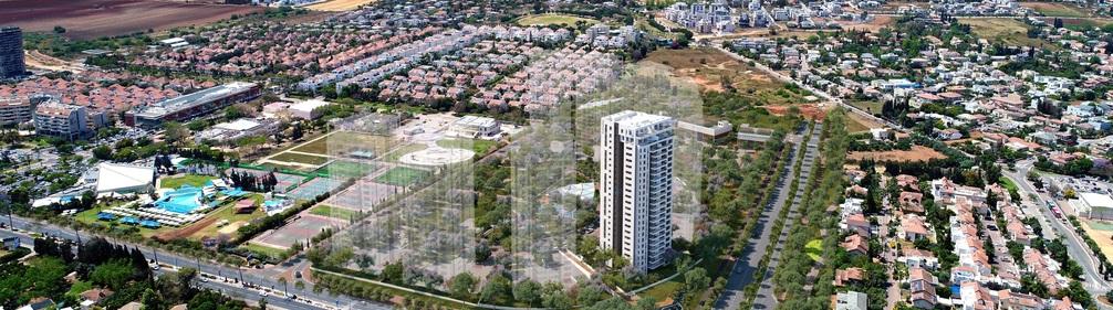אודות השכונה - גרין פארק החדשה